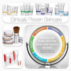 R+F Skin Care Products